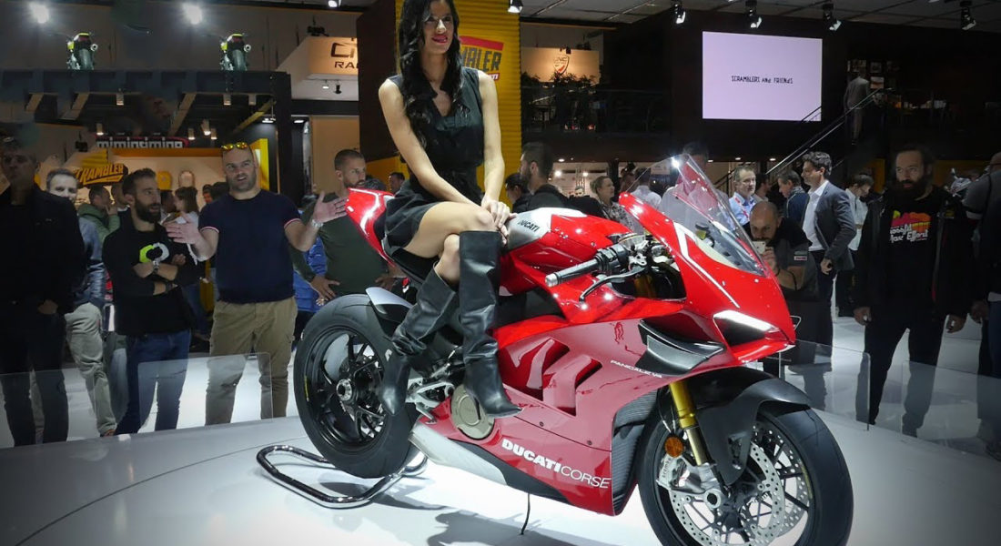 EICMA Motorcycle Show Postponed to 2021