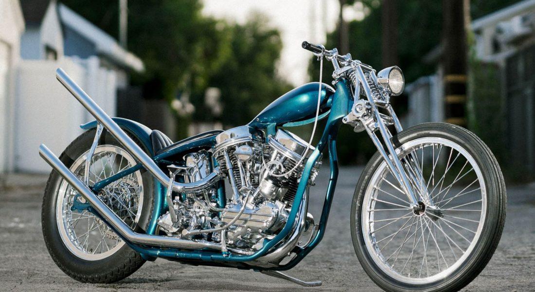 Harley-Davidson No Show Custom Motorcycle Winners